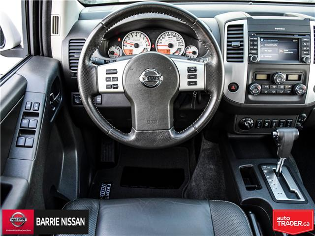2018 Nissan Frontier PRO-4X (Stk: P4520) in Barrie - Image 20 of 28