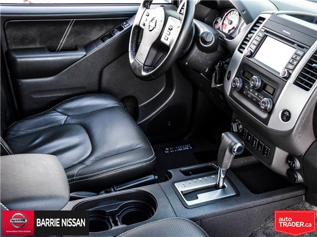 2018 Nissan Frontier PRO-4X (Stk: P4520) in Barrie - Image 23 of 28
