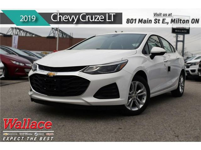 2019 Chevrolet Cruze LT (Stk: 127745) in Milton - Image 1 of 9