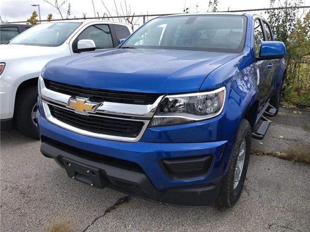 2019 Chevrolet Colorado WT (Stk: 145811) in BRAMPTON - Image 1 of 5
