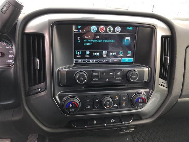 2018 Chevrolet Silverado 1500 New 2018 Chev. Silverado 1500 (Stk: PU85602) in Toronto - Image 15 of 18