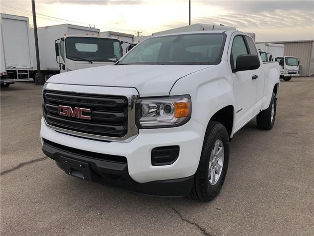 2019 GMC Canyon New 2019 GMC Canyon (Stk: PU95266) in Toronto - Image 1 of 17