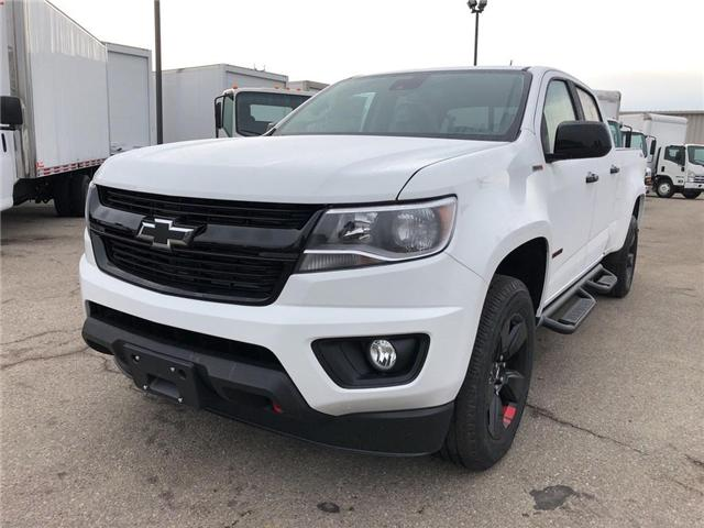 2019 Chevrolet Colorado New 2019 Colorado With Diesel! (Stk: PU95297) in Toronto - Image 1 of 18