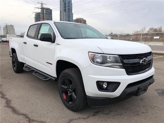 2019 Chevrolet Colorado New 2019 Colorado With Diesel! (Stk: PU95297) in Toronto - Image 3 of 18