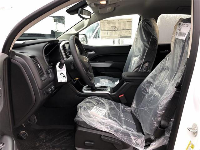 2019 Chevrolet Colorado New 2019 Colorado With Diesel! (Stk: PU95297) in Toronto - Image 10 of 18