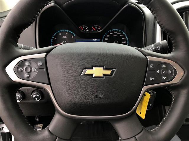 2019 Chevrolet Colorado New 2019 Colorado With Diesel! (Stk: PU95297) in Toronto - Image 14 of 18