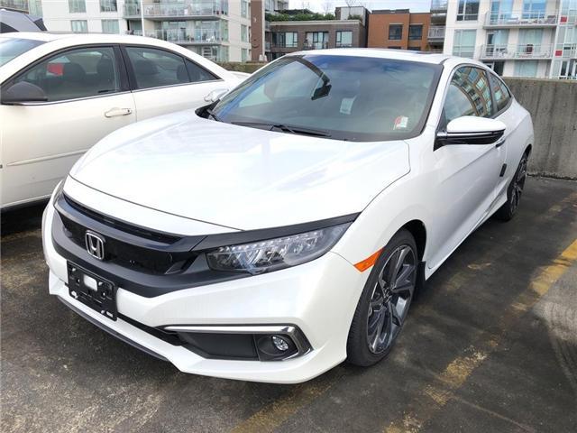 2019 Honda Civic Touring (Stk: 4K00360) in Vancouver - Image 1 of 4
