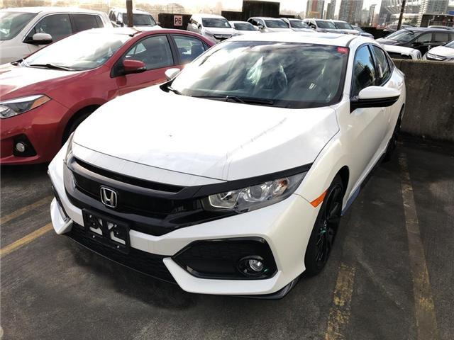 2019 Honda Civic Sport (Stk: 9K02950) in Vancouver - Image 1 of 4