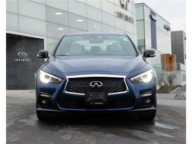 2019 Infiniti Q50 3.0t Red Sport 400 (Stk: 50554) in Ajax - Image 2 of 29