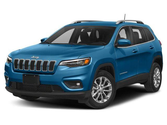2019 Jeep Cherokee Trailhawk (Stk: 191268) in Thunder Bay - Image 1 of 9