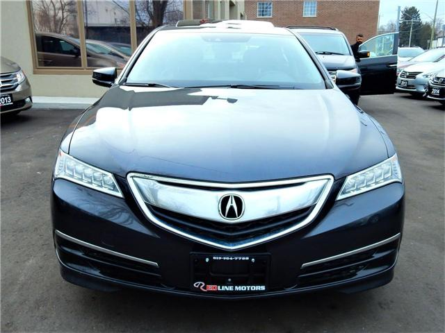 2015 Acura TLX Tech (Stk: 19UUB1) in Kitchener - Image 2 of 9