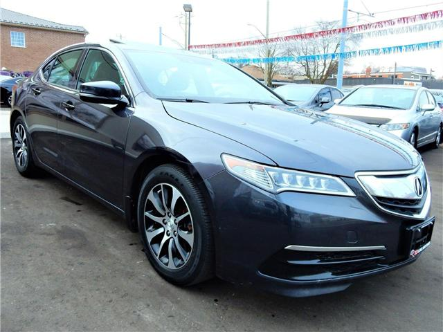 2015 Acura TLX Tech (Stk: 19UUB1) in Kitchener - Image 8 of 9