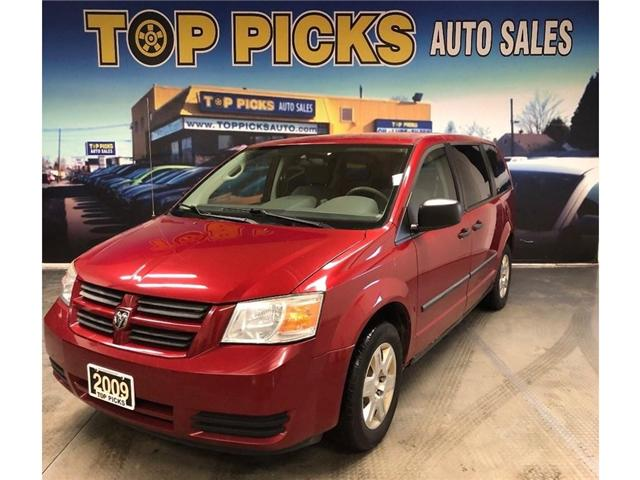 2009 Dodge Grand Caravan SE (Stk: 548578) in NORTH BAY - Image 1 of 26