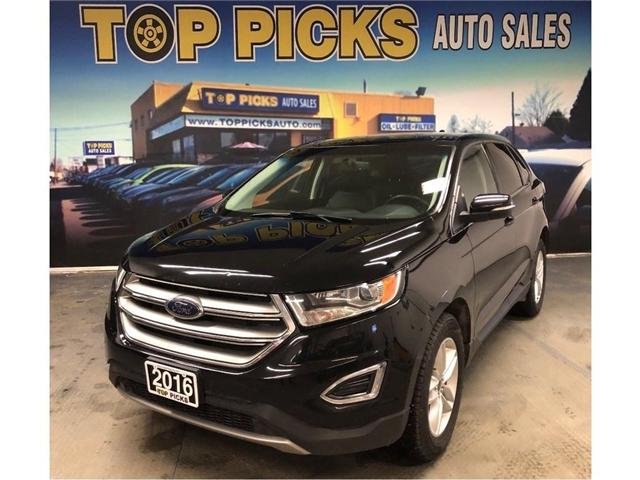 2016 Ford Edge SEL (Stk: B90192) in NORTH BAY - Image 1 of 30