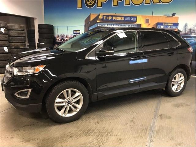 2016 Ford Edge SEL (Stk: B90192) in NORTH BAY - Image 3 of 30