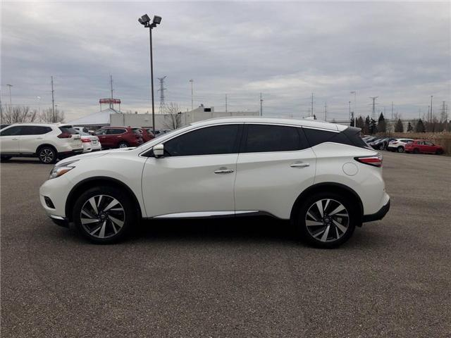 2017 Nissan Murano Platinum (Stk: M9667A) in Scarborough - Image 2 of 21