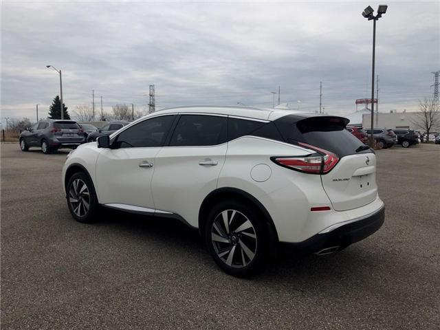 2017 Nissan Murano Platinum (Stk: M9667A) in Scarborough - Image 3 of 21