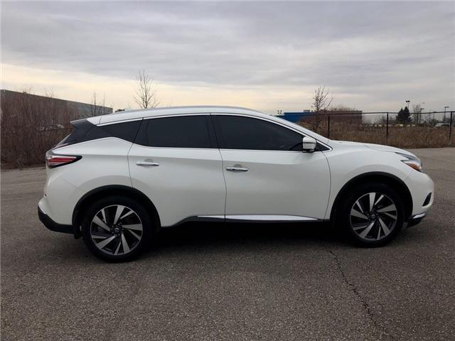 2017 Nissan Murano Platinum (Stk: M9667A) in Scarborough - Image 6 of 21