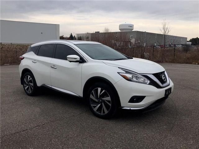 2017 Nissan Murano Platinum (Stk: M9667A) in Scarborough - Image 7 of 21