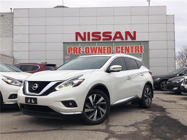 2017 Nissan Murano Platinum (Stk: M9667A) in Scarborough - Image 9 of 21