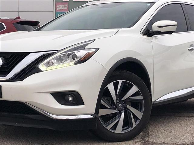 2017 Nissan Murano Platinum (Stk: M9667A) in Scarborough - Image 10 of 21