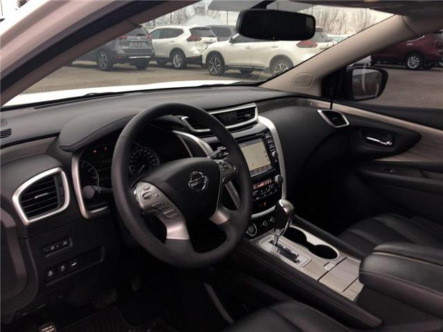 2017 Nissan Murano Platinum (Stk: M9667A) in Scarborough - Image 13 of 21