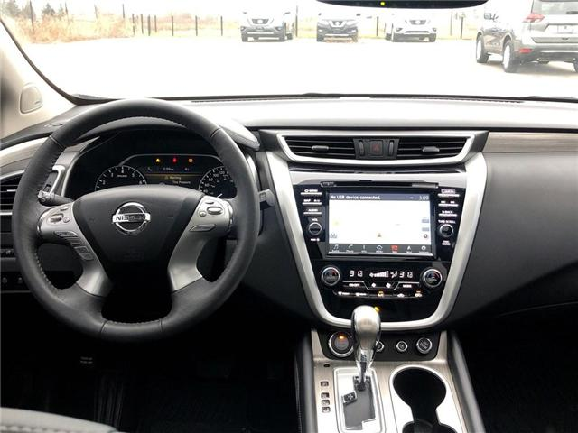 2017 Nissan Murano Platinum (Stk: M9667A) in Scarborough - Image 14 of 21