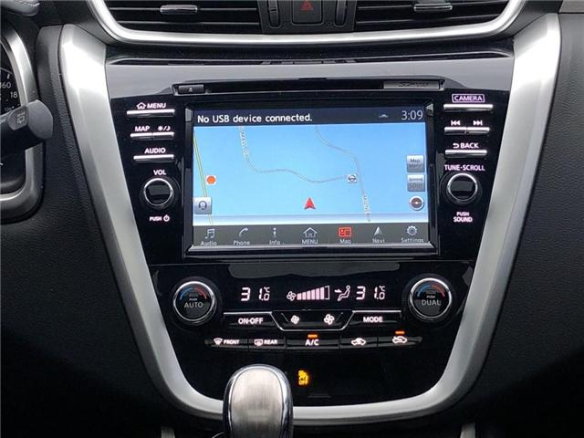 2017 Nissan Murano Platinum (Stk: M9667A) in Scarborough - Image 15 of 21