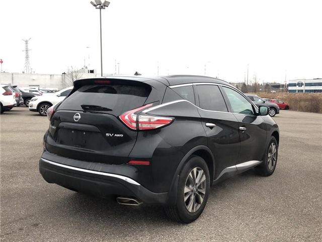 2016 Nissan Murano SV (Stk: M10042A) in Scarborough - Image 5 of 21