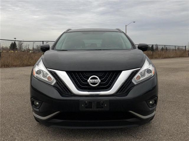 2016 Nissan Murano SV (Stk: M10042A) in Scarborough - Image 8 of 21