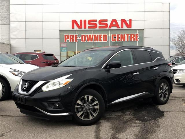 2016 Nissan Murano SV (Stk: M10042A) in Scarborough - Image 9 of 21