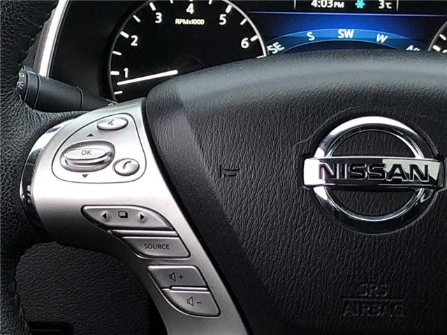 2016 Nissan Murano SV (Stk: M10042A) in Scarborough - Image 16 of 21