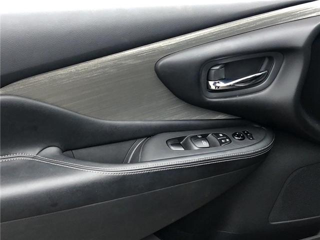 2016 Nissan Murano SV (Stk: M10042A) in Scarborough - Image 18 of 21