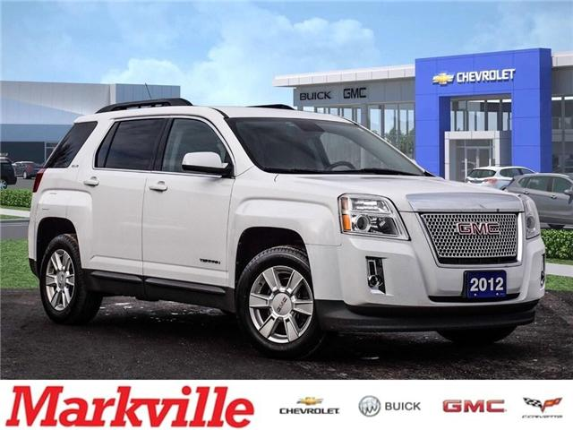 2012 GMC Terrain GM CERTIFIED PRE-OWNED -DEALER MAINTAINED ONLY! (Stk: 283881A) in Markham - Image 1 of 26