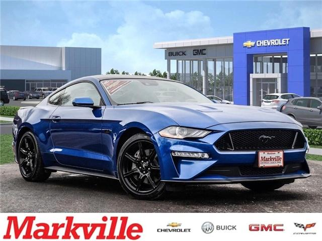 2018 Ford Mustang GT-ONLY 1895KMS!-CERTIFIED-1 OWNER-STILL LIKE NEW (Stk: 167176A) in Markham - Image 1 of 29