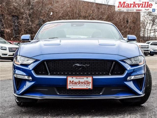 2018 Ford Mustang GT-ONLY 1895KMS!-CERTIFIED-1 OWNER-STILL LIKE NEW (Stk: 167176A) in Markham - Image 2 of 29