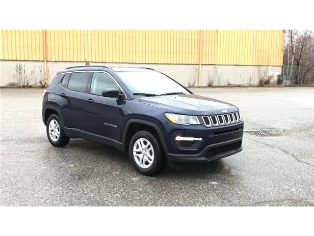 2019 Jeep Compass Sport (Stk: 19668) in Windsor - Image 2 of 11