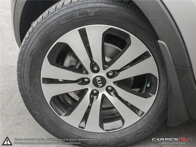 2012 Kia Sportage EX (Stk: 28743) in Georgetown - Image 6 of 27