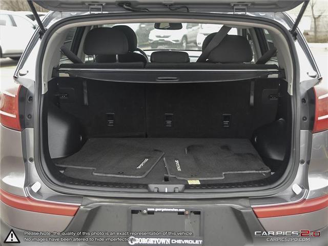 2012 Kia Sportage EX (Stk: 28743) in Georgetown - Image 11 of 27