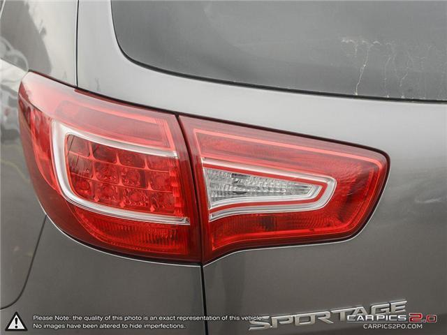 2012 Kia Sportage EX (Stk: 28743) in Georgetown - Image 12 of 27
