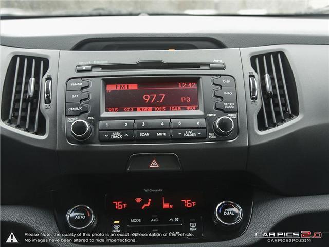 2012 Kia Sportage EX (Stk: 28743) in Georgetown - Image 21 of 27