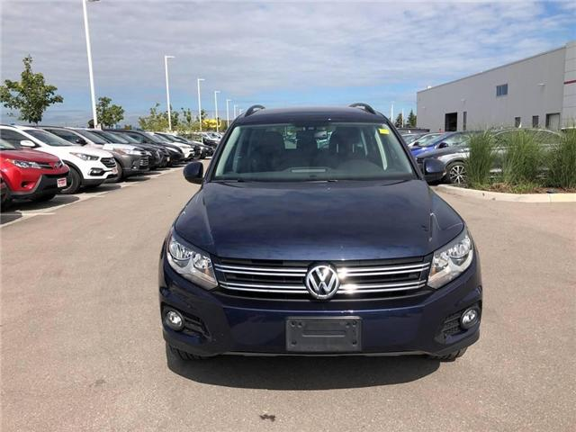2016 Volkswagen Tiguan  (Stk: D182670A) in Mississauga - Image 2 of 18
