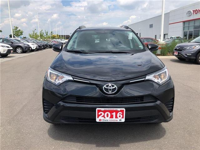 2016 Toyota RAV4  (Stk: D182035A) in Mississauga - Image 2 of 20