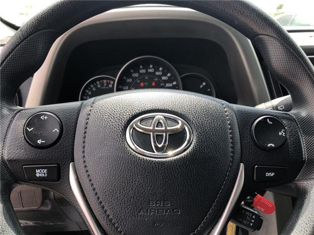 2016 Toyota RAV4  (Stk: D182035A) in Mississauga - Image 12 of 20