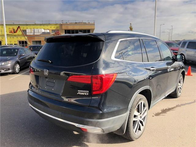 2016 Honda Pilot Touring (Stk: I181702A) in Mississauga - Image 5 of 19