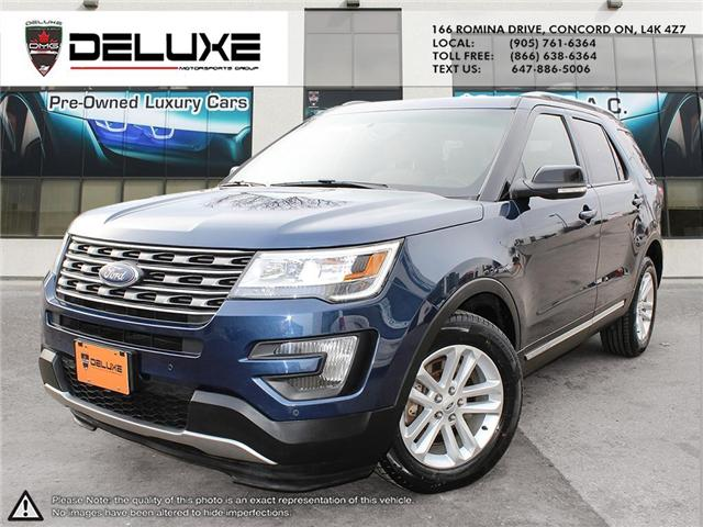 2016 Ford Explorer XLT (Stk: D0514) in Concord - Image 1 of 24