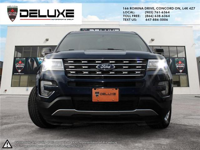 2016 Ford Explorer XLT (Stk: D0514) in Concord - Image 2 of 24
