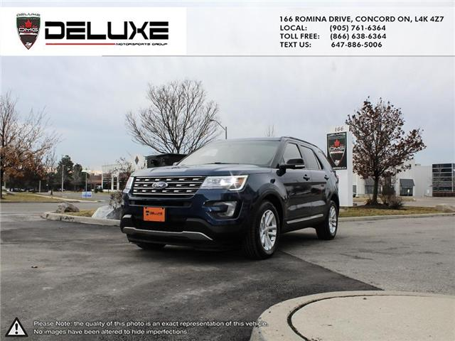 2016 Ford Explorer XLT (Stk: D0514) in Concord - Image 9 of 24