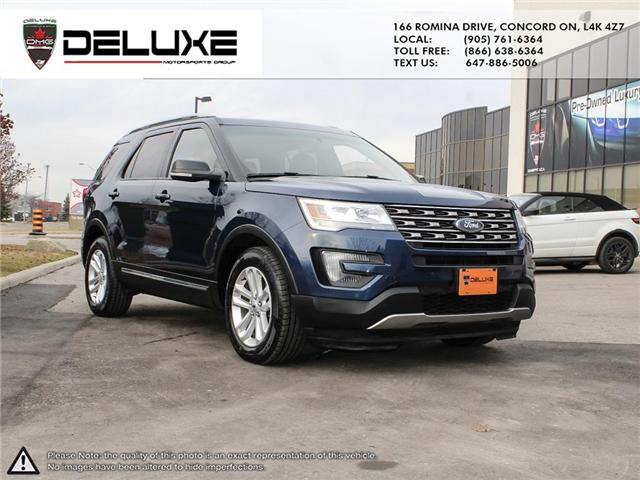 2016 Ford Explorer XLT (Stk: D0514) in Concord - Image 10 of 24