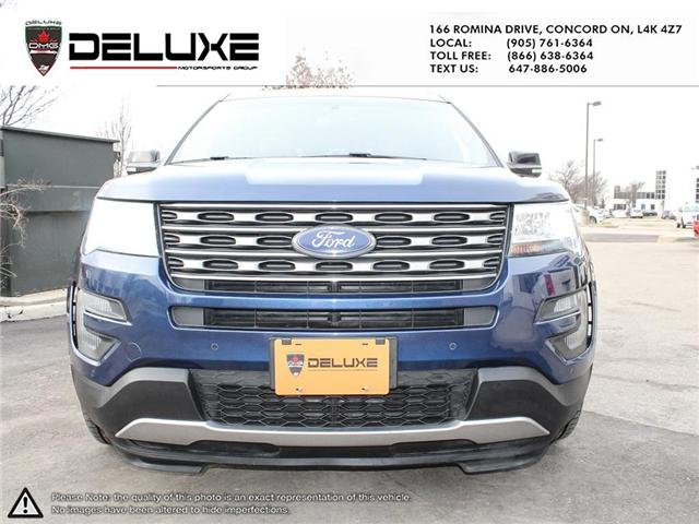 2016 Ford Explorer XLT (Stk: D0514) in Concord - Image 11 of 24